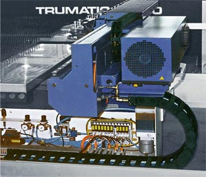 Trumatic machine