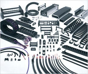 Cable carrier accessories from igus