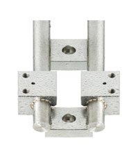 DryLin® W stainless steel linear guide