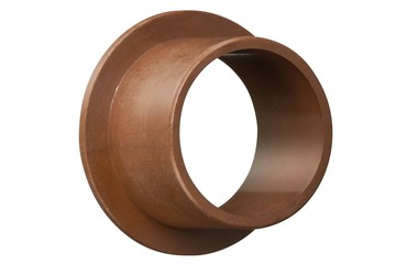 iglide® H2, sleeve bearing with flange, mm