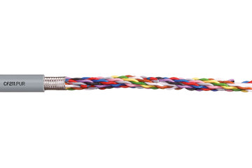 chainflex® CF211-PUR data cable PUR