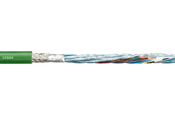 chainflex® servo motor feedback cable CF884