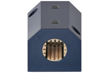 drylin® Q pillow block, twin