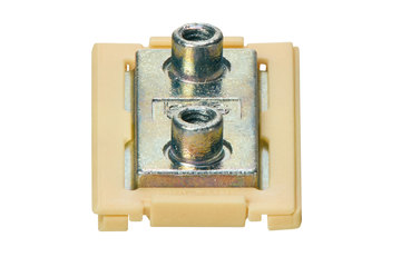 drylin® N Carriage with Mounting Boss, size 27mm