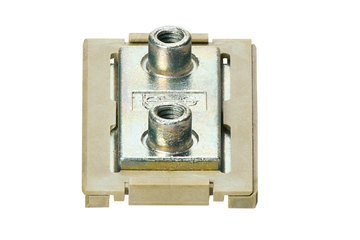 drylin® N High-Temperature Carriage with Mounting Boss, size 27mm