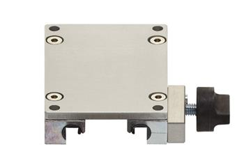 drylin® W assembled carriage plate WWQ-HKA