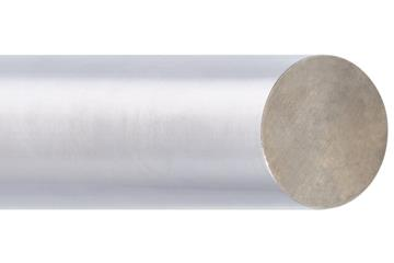 drylin® R steel shaft, SWM, 1.1213 (1055)
