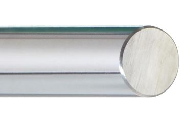 drylin® R stainless steel shaft, EEWM, 1.4034 (420C)