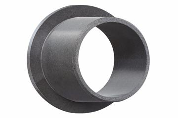 iglide® G3001, sleeve bearing with flange, mm