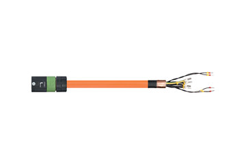 readycable® motor cable similar to B&R i8BCMxxxx. 1034C-0, base cable PUR 10 x d
