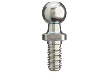 igubal® GZRM-ES, stainless steel ball stud with male thread