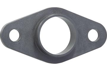 iglide® G300, flange bearing, mm