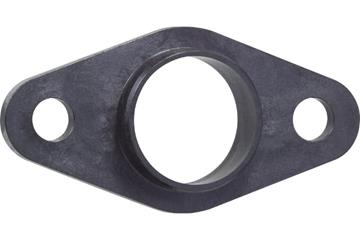 iglide® T500, flange bearing, mm