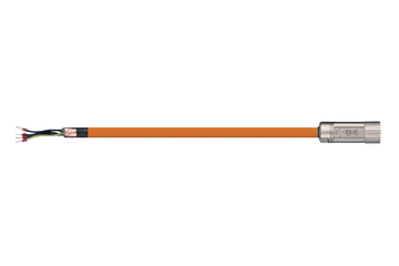 readycable® motor cable suitable for Jetter Cable No. 201, base cable, PUR 7.5 x d