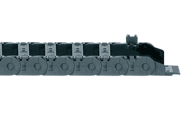 E2/000 Series 2700, energy chain, openable along the outer radius