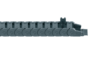 E2/000 Series 255, energy chain, openable along the outer radius