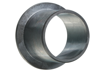 iglide® L500, sleeve bearing with flange, mm