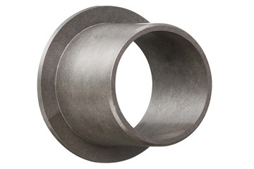 iglide® G300, sleeve bearing with flange, mm