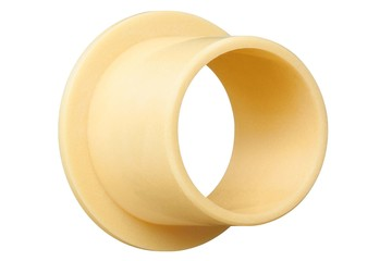 iglide® J, sleeve bearing with flange, mm