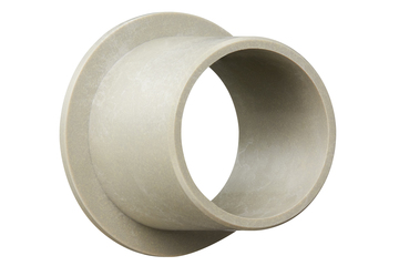 iglide® J4, sleeve bearing with flange, mm