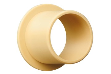 iglide® L280, sleeve bearing with flange, mm