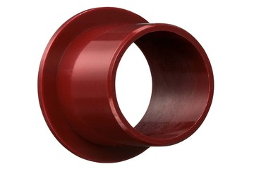 iglide® R, sleeve bearing with flange, mm
