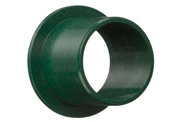 iglide® D, sleeve bearing with flange, mm