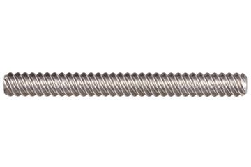 drylin® high helix lead screw, right-hand thread, 1.4021 (420)stainless steel