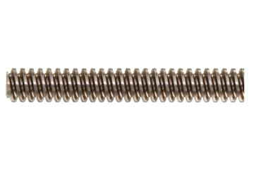drylin® trapezoidal lead screw, left-hand thread, two start, 1.4301 (304) stainless steel