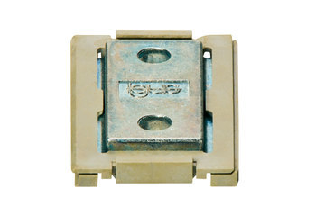 drylin® N High-Temperature Carriage with Clearance Holes, size 27mm