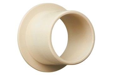 iglide® H1, sleeve bearing with flange, mm