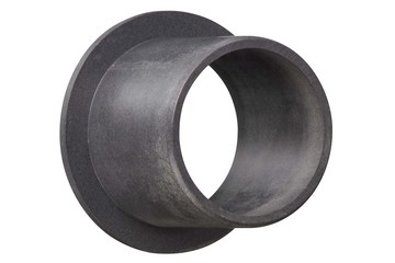 iglide® H370, sleeve bearing with flange, mm