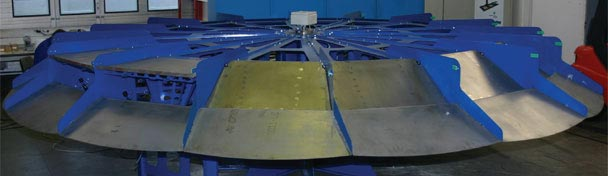 rotary package sorter