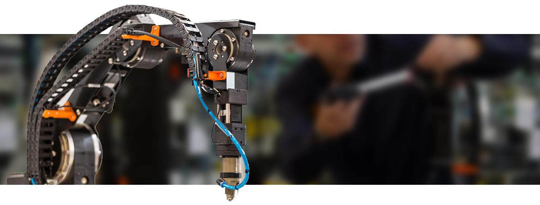 igus® Robot components