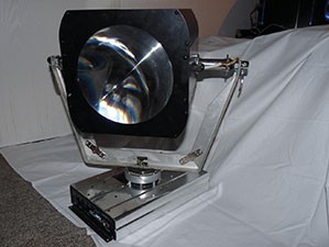 Moving-head spotlights