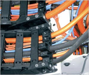 Igus 174 Cable Carriers Energy Chain Strain Relief Elements