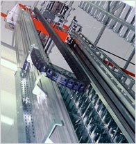 Igus 174 Energy Chain Cable Carriers Vertical Hanging