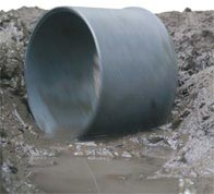 plastic bushings in mud