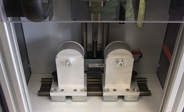 Bending test device