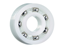 Grooved ball bearing - with xiros® B180 cage