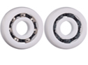 Ball bearing with spherical outer diameter - xiros® B180, M180