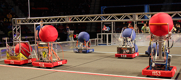 first robotics boston 2014