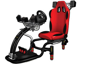 D-BOX gaming seat