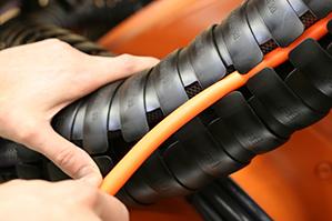 Igus 174 Igus 174 Triflex 174 R Robot Cable Carriers Palletizing