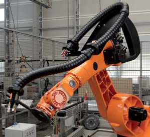 Robotic Cable Management The Less Is More Approach