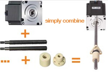 Spindle motors dimensions