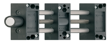 HTSP econ:  Lead Screw Driven Actuator with Shafts